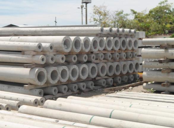 postes de concreto en Colombia