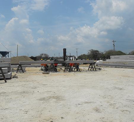 Prefabricados estructurales - Pilotes Barranquilla